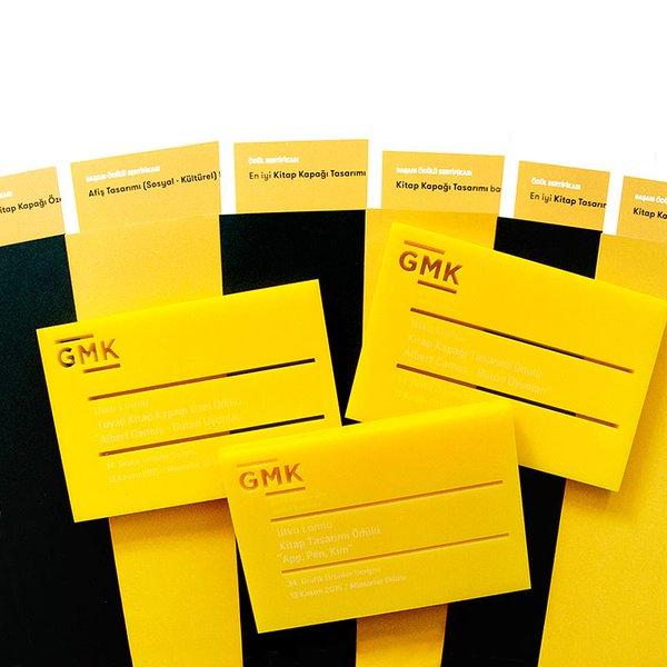 LOM'a Grafikerler Meslek Kuruluşu'ndan 7 ödül birden…