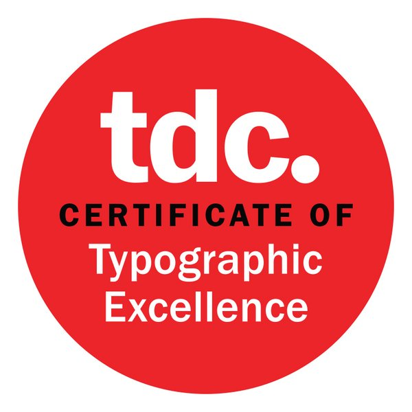 The Type Directors Club'tan Lom Creative'e bir ödül daha…