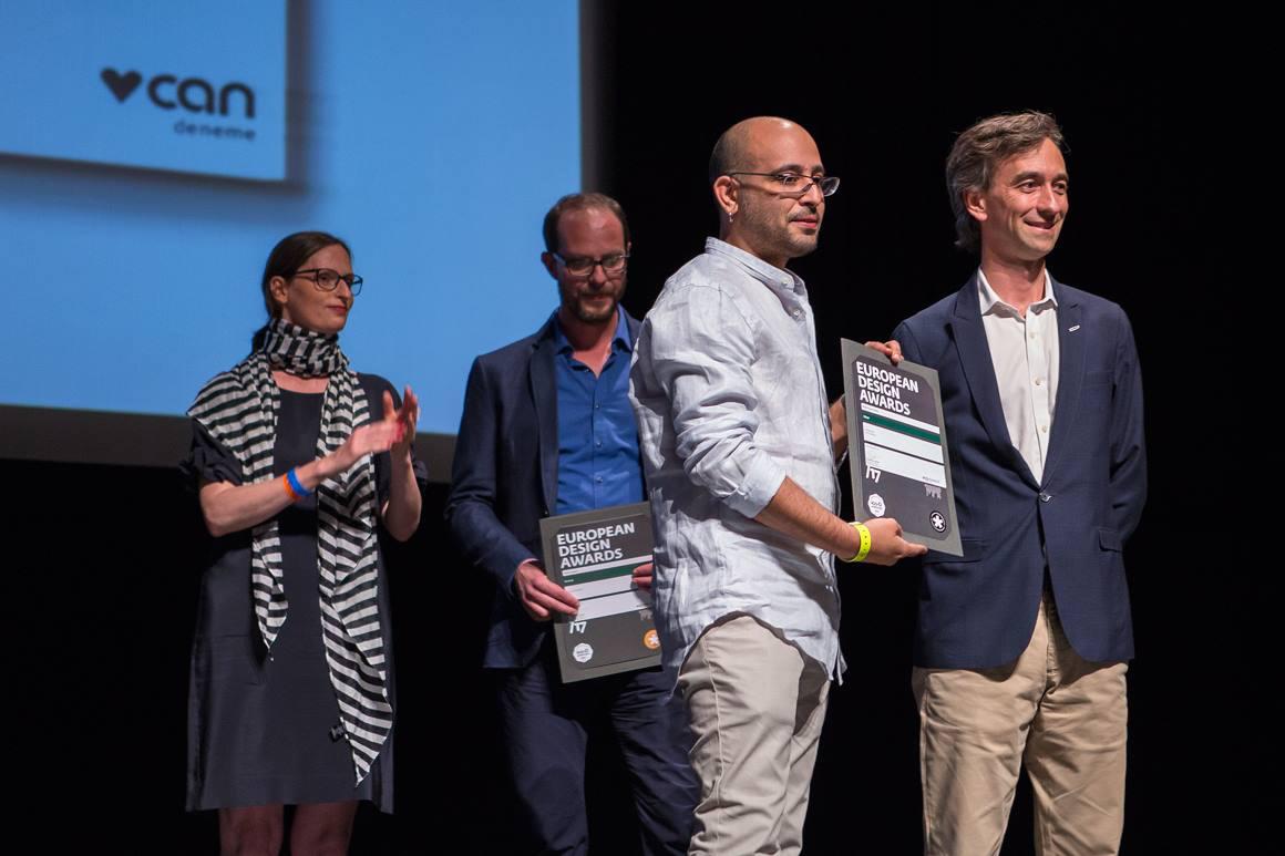 EdAwards 2017'den ödülle döndük.