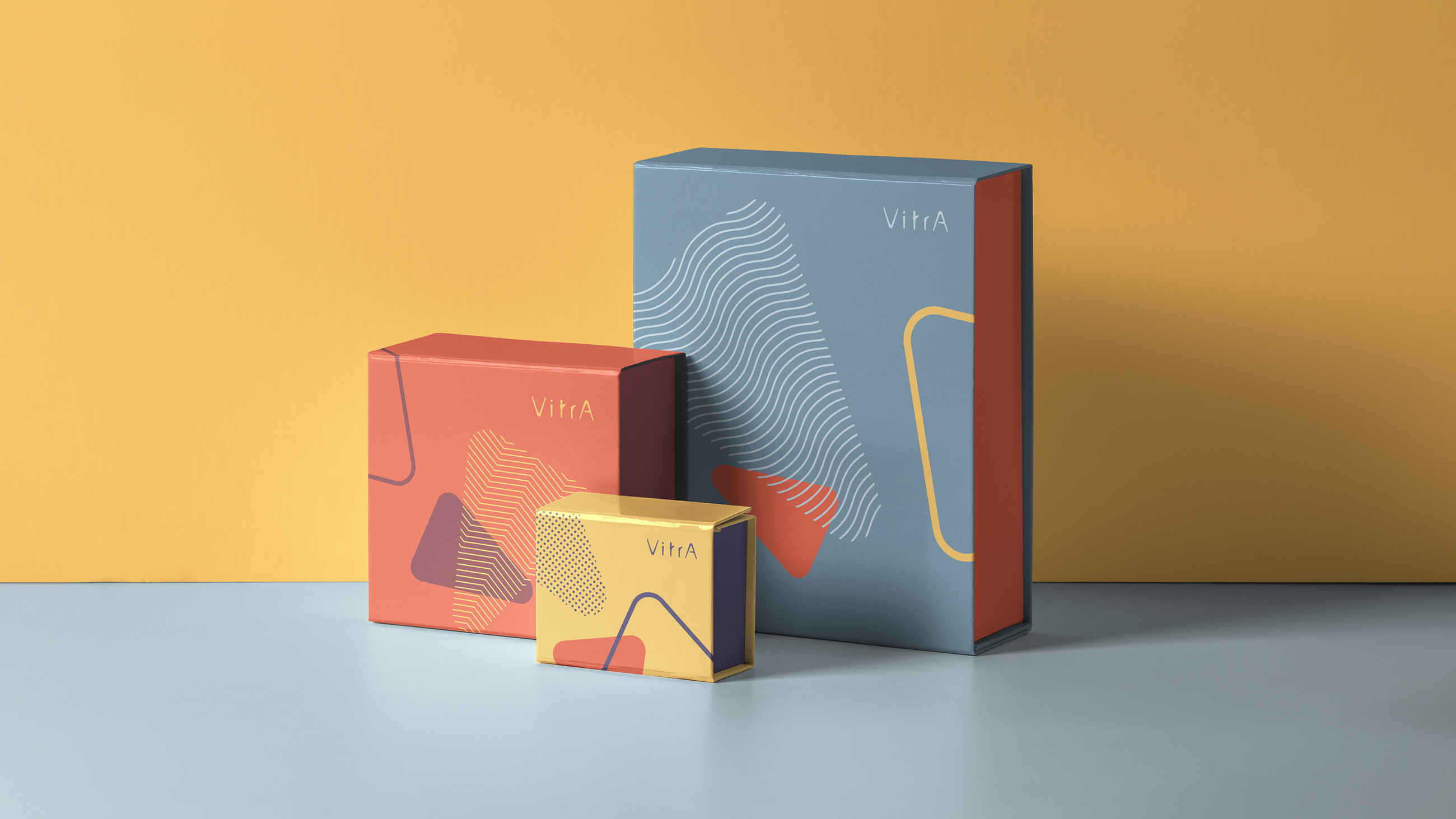 VitrA Visual Identity Design